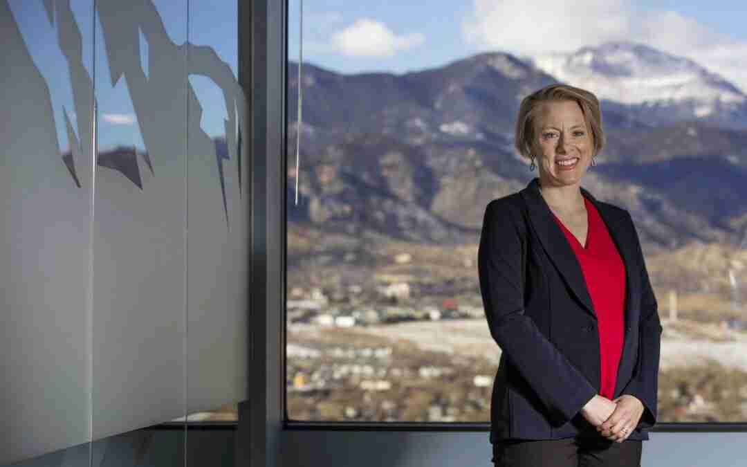 Colorado Springs Chamber & EDC leader brings social work background to helping businesses