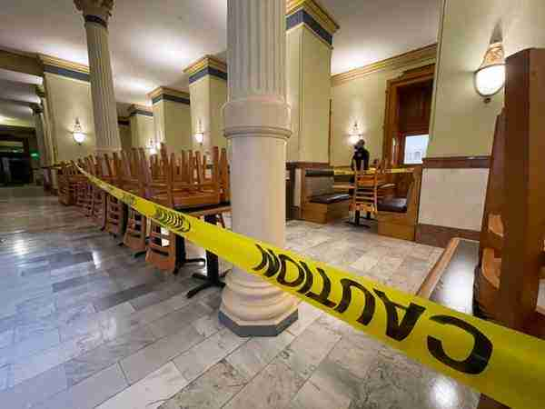 Colorado capitol hallways have emptied, putting ice on some dealmaking