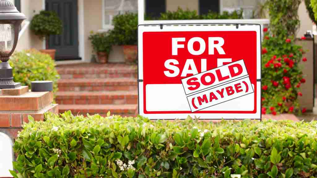 More Sellers are Insisting on a Kick-out Clause