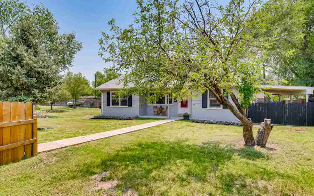 Perfect Rancher in Colorado Springs – Cheyenne Mountain Area – RV Storage and Workshop